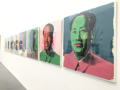 Works by Andy Warhol