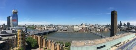 London's West Skyline (From the Tate)