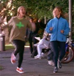 phoebe runs