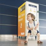 Hipp Kids Care Station Foto: Munich Airport
