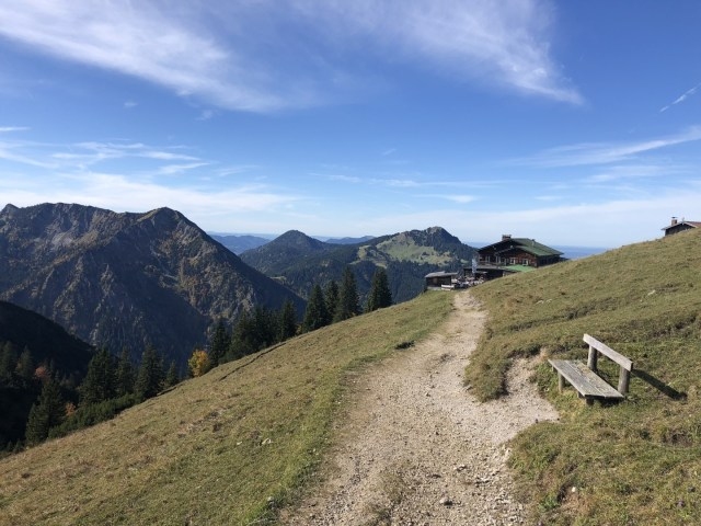 Auf zum Hirschberghaus