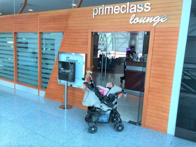 Primeclass Lounge, Izmir Airport