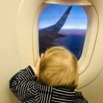 Baby im Turkish Airlines Flug München Istanbul im Airbus A320