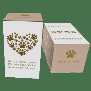 Gold Edition Karton mit Goldfolie