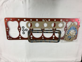 "25"" L6 Head, Intake, Exhaust Gasket Set"