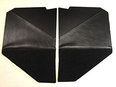 39-47 Carpeted Cowl  Trim W/map Pockets