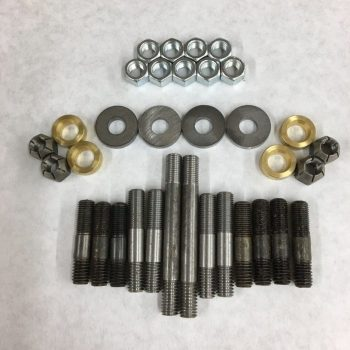 L6 Intake/Exhaust Manifold Stud, Bolt, Washer Kit