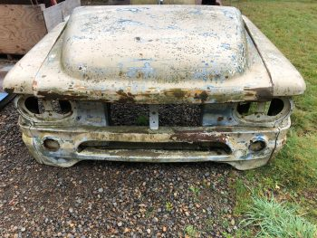 59′ Used Dodge Front End