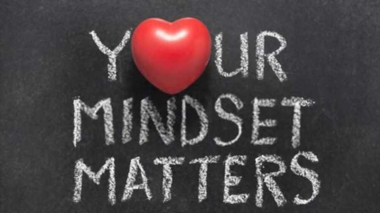 Growth Mindset or Fixed Mindset