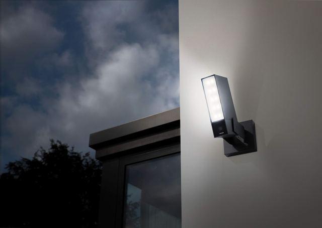 eclairage extérieur videosurveillance