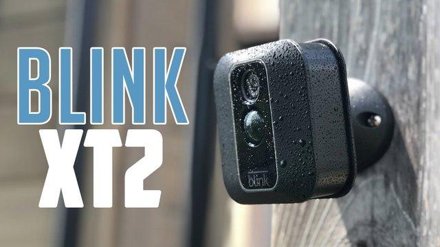 blink xt2 camera amazon exterieur