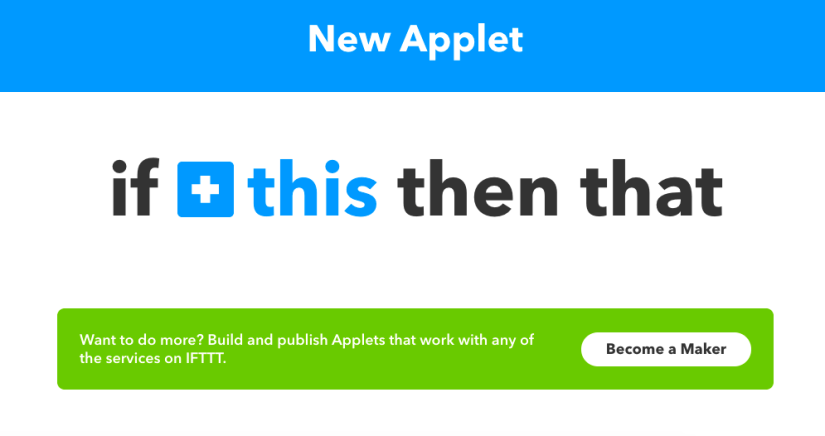 ifttt plusieurs conditions