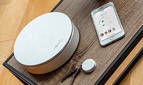 test avis somfy home alarm