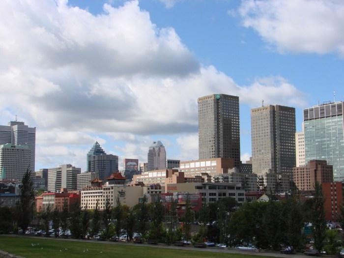 세계에서 가장 살기 좋은 도시 2위의 몬트리올