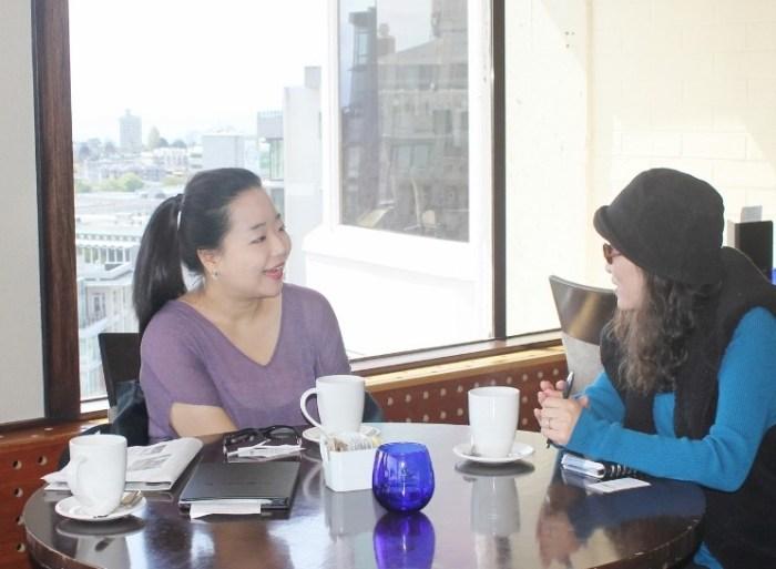 한지혜 씨는 빅토리아 교민들에게도 소개할 기회가 돼 기쁘다며 반가움을 전했다.