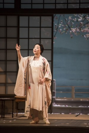 Photo credit: Pacific Opera Victoria production Madama Butterfly April 2015 Photo: Emily Cooper