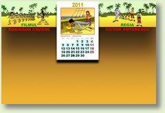 Calendar septembrie Robinson