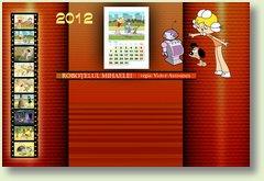 Calendar Mai 2012