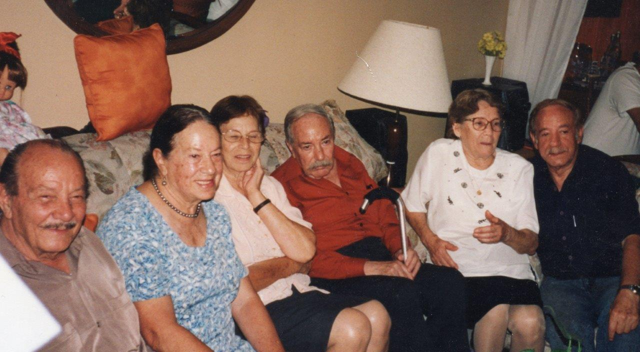 Celebración Del Día Del Padre, Familia Hidalgo Y Costilla Ríos