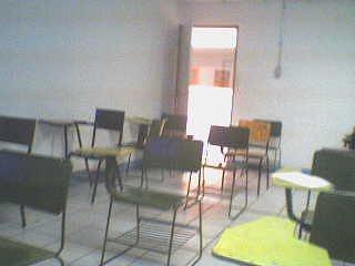 Aula de Institución de Educación Superior.