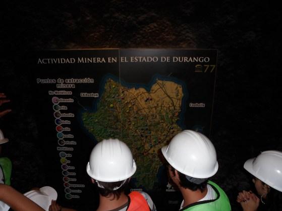 Durango, Dgo. Paseo Túnel de Minería.