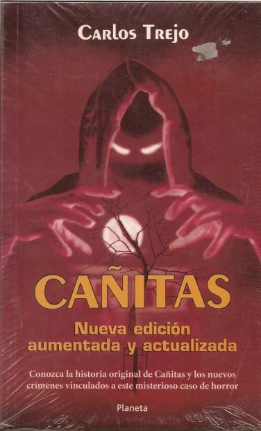 Portada Carlos Trejo Cañitas