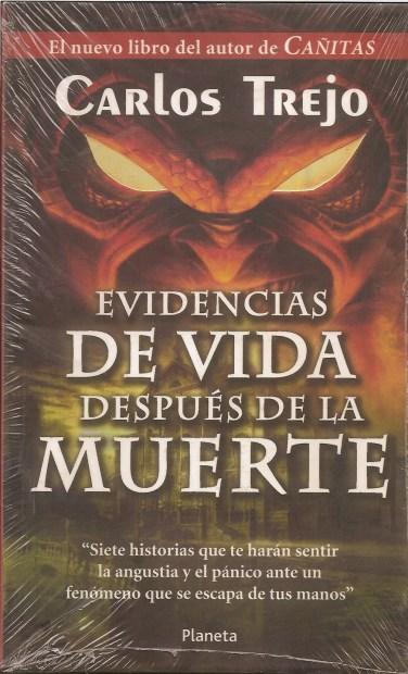 Portada Carlos Trejo Evidencias