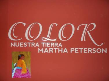 Color. Our Land of Martha Peterson.