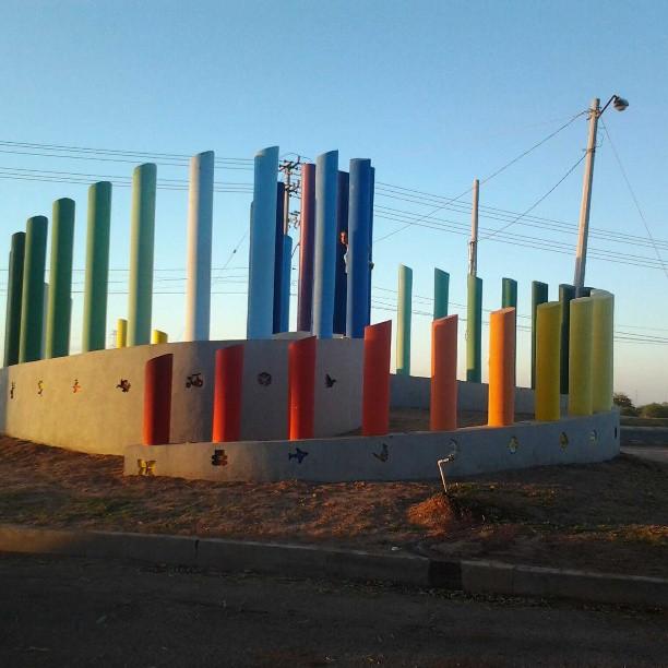 Memorial en Cd. Obregón para los Ángeles de Sonora.