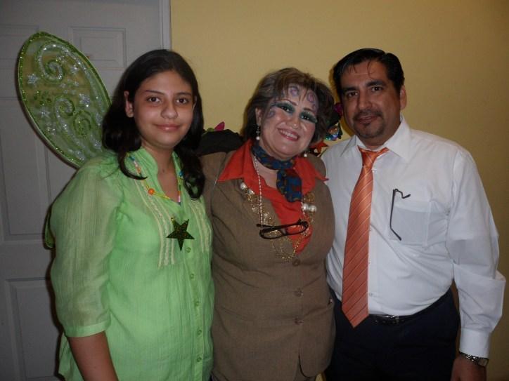 Con Conchita García un digno ejemplo de vida.