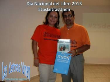 Gracias a Mtra. Martha Zavala por regalar libros.
