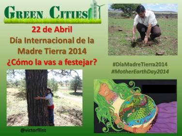 Día de la Madre Tierra 2014.