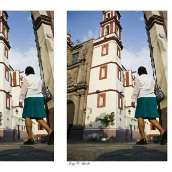 Josefita ser... Foto: Jorge C. Landa.
