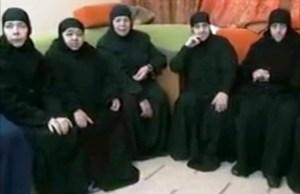 SYRIA_-_Maaloula_sisters_n.2