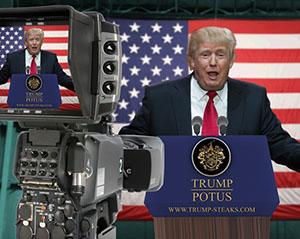Trump on the Stump (PJ Media)