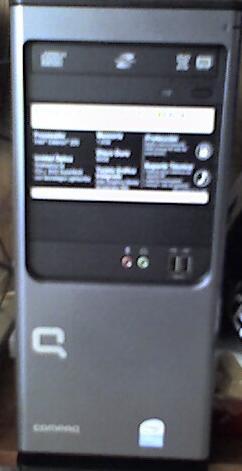 Revisión de la Compaq Presario PC SG3404LA (2/3)