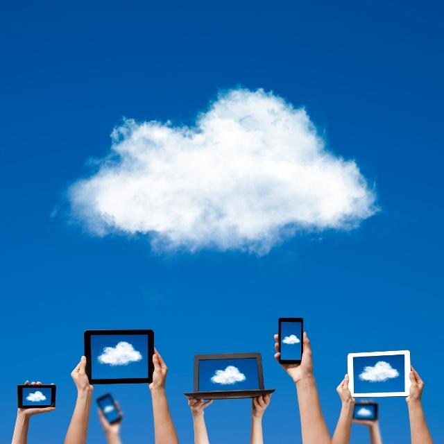 Salvado por el almacenamiento en la nube