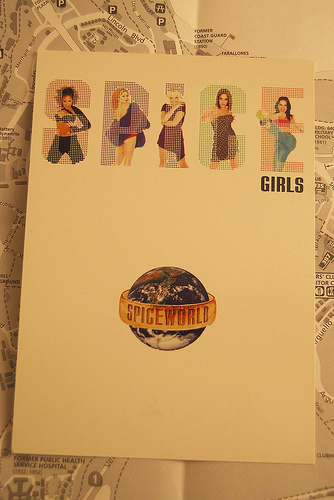 spice girls 1997 photo
