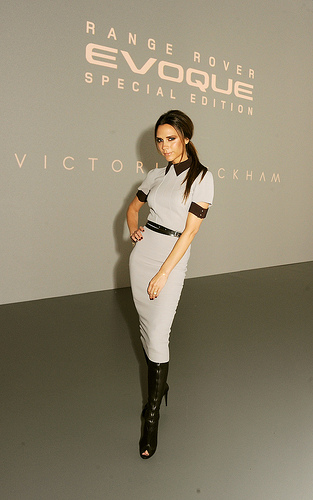 victoria beckham face photo