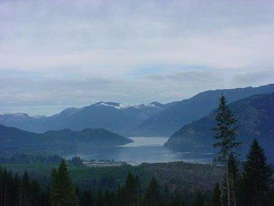 Honeymoon Bay, British Columbia