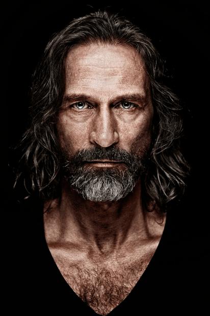 Robert Maschke. People. Color.