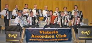 VAC band portrait