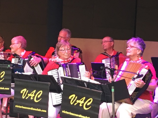 Victoria Accordion Club – Music to your ears