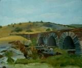 El Puente de Pizarra Cantalojas Spain 2007
