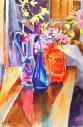 Bottles in Transparent Reflection 2012