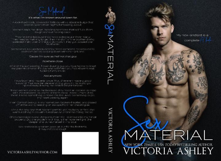 Sex Material paperback