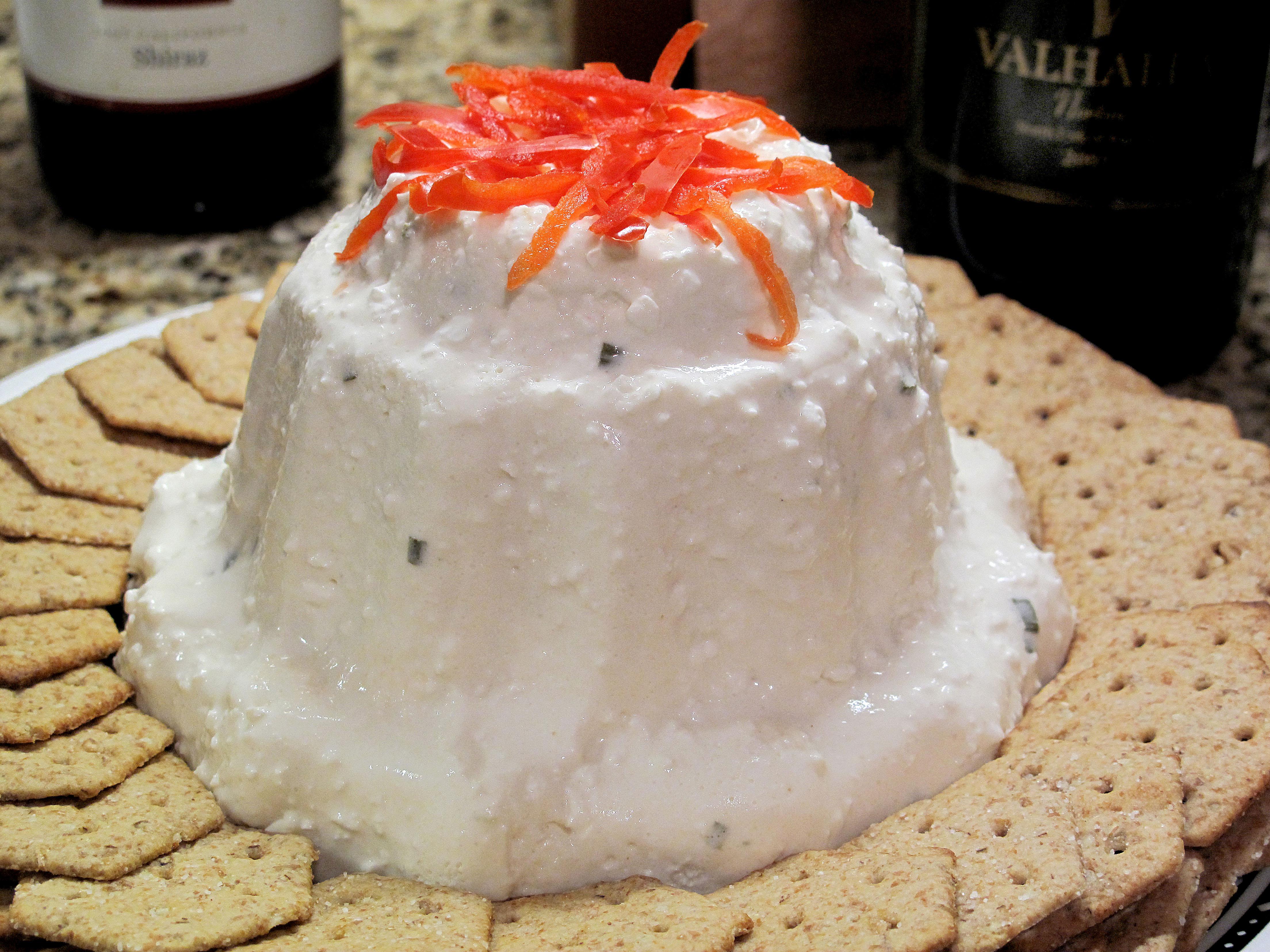 Savory Cheese Mold