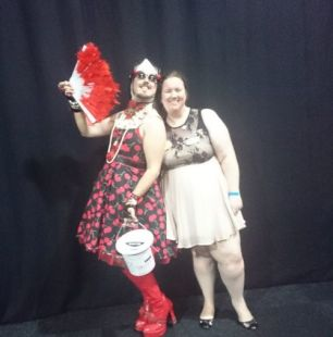 Sexhibition 2015 with Sister Jacqui