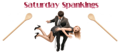 Saturday Spankings - Wallflower #satspanks