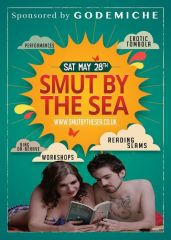 Smut by the Sea 2016 Sponsored by Godemiche - Have you got your Tickets? @GSilicone